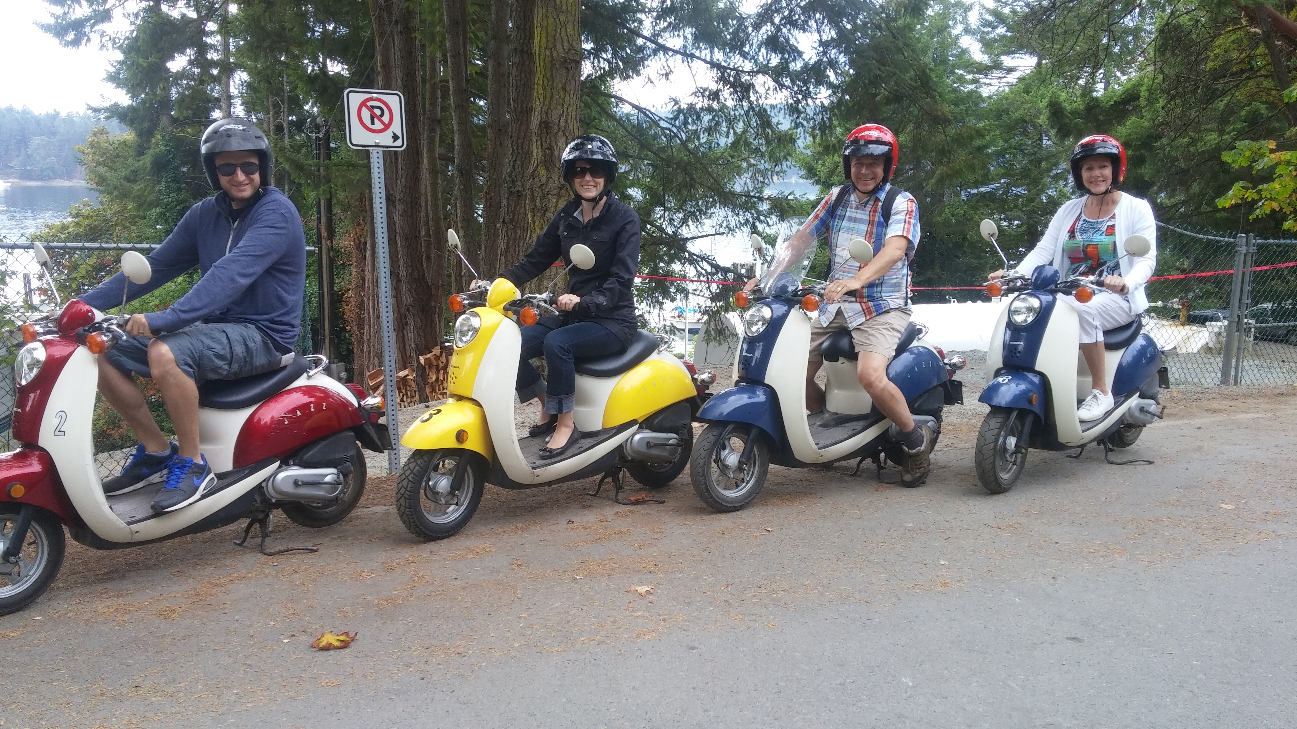 Scooter Rentals On Orcas Island